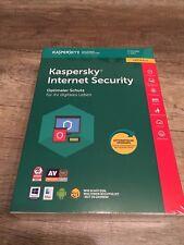 Kaspersky Internet Security Upgrade für bis zu 5 Geräte, 1 Jahr, Lizenz in Box S
