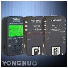 Yongnuo 2pcs YN622N II + YN-622N-TX Flash Trigger Controller HSS TTL for Nikon