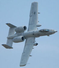 Giant 1/7 Scale A-10 Warthog DF, EDF, Turbine Plans 92ws