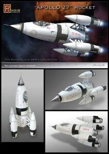 Apollo 27 Rocket Pegasus model kit new in the box
