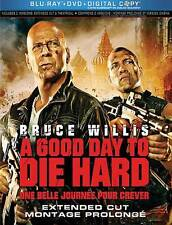 A Good Day to Die Hard (Blu-ray/Dvd, 2013, Canadian Incl Digital Copy)Slipcover!
