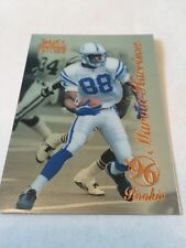1996 Select Certified Marvin Harrison RC #91 Indianapolis Colts