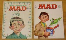 1965-1967 MAD MAGAZINE No. 92 VG/FN 5.0 Chicago+ & 113 VG/FN 5.0 Auto Safety+