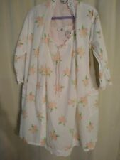 Adonna nightgown/robe M