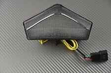 Luz trasera LED tintado señal vuelta integrado Triumph Tiger 1050 & SE 2006 2012