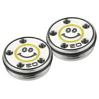 2pcs 20g Smile Golf Weight For Scotty Newport Select California Cameron Putter