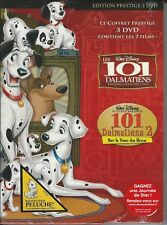 Dvd Les 101 DALMATIENS 1 et 2 (Neuf sous blister)