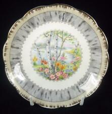 Royal Albert 'Silver Birch' Bone China Orphan Saucer (2 Available)