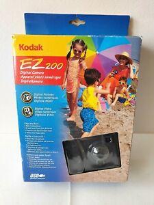 KODAK EZ200 DIGITAL CAMERA - Boxed/New