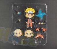 Nendoroid Naruto Shippuden Uzumaki 10cm PVC Action Figure Model Toy
