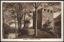 cartolina SONDRIO castelletto sull'adda