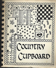 DES MOINES IA 1979 HOLY TRINITY CATHOLIC CHURCH COOK BOOK *COUNTRY CUPBOARD IOWA