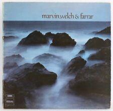 Marvin, Welch & Farrar, Marvin, Welch & Farrar  Vinyl Record *US