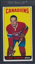1964/65 Topps #003 Terry Harper Canadiens EX *39