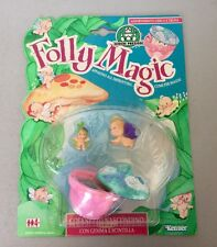 1993 KENNER#Vintage Fairy Winkles JEWERLY BOX  # MOSC CARDED EU CARD