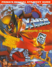 X-Men: Children of the Atom (Prima's Official Strategy Guide), Pcs, New Book