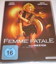 Femme Fatale - DVD/NEU/Erotik-Thriller/Rebecca Roijn-Stamos/Antonio Banderas