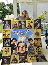 Trailer Park Boys Quilt Blanket