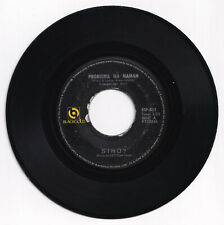 Philippines SINO? Problema Na Naman OPM 45 rpm Pinoy Rock Record