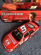 Kasey Kahne Dodge 1/24 diecast #9 signed