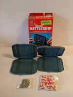 Vintage Boxed Set Of Travel Battleships By MB Games 1996