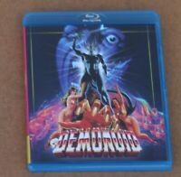 DEMONOID BLU-RAY + DVD VINEGAR SYNDROME