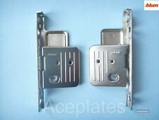 BLUM METABOX Kitchen drawer front fixing bracket, ZSF.1200 Left and right (pair)