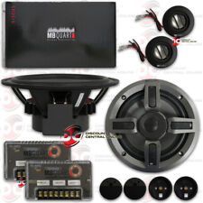 Mb Quart Dsh216 Car Audio 6.5-Inch 2-Way Component Speakers System Dsh 216