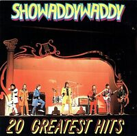 (CD) Showaddywaddy - 20 Greatest Hits - Hey Rock'n Roll, When, Heavenly, u.a,