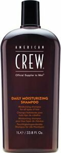 American Crew Daily Moisturizing Shampoo and/or Daily Conditioner 33.8oz NEW!