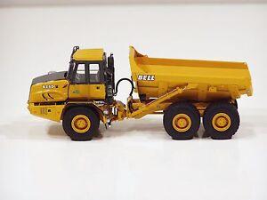 Bell B25D Dump Truck - 1/87 - CMC #14009 - Brass - No Box