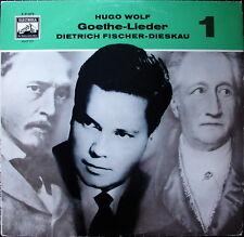 WOLF Mörike-Lieder - FISCHER-Dieskau - MOORE - Electrola E 91072