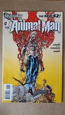 Animal Man #1 (DC Comics) New 52 ~ First Print ~ High Grade VF/NM