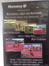 Building A Better Runner: Building From The Ground Up- Over 100 Exercises-DVD