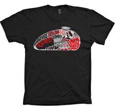 A&J Cycles Triumph Bobber Street Twin Thruxton Bonneville Shirt Lucky Brand
