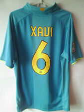 VERY RARE!!! XAVI !!!  2007-09 Barcelona Away Shirt Jersey Trikot L