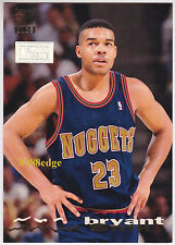 1993-94 TOPPS STADIUM CLUB FIRST DAY ISSUE: BRYANT STITH #316 DENVER NUGGETS