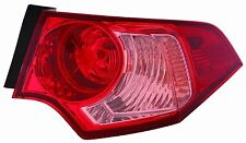 Depo 327-1904R-AS-PR Acura TSX Passenger Side Outer Tail Lamp Assembly with Bulb