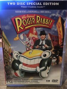 Roger Rabbit 2 Disc Special Edition