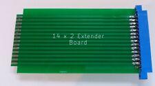 Yaesu FT-101 Extender Board (2 x 14 VIE biadesivo)