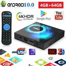 2020 T95 Android 10.0 TV Box Quad Core 16/32/64GB HD Media Player WIFI HDMI UK
