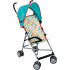 Cosco Umbrella Stroller with Canopy, Lightweight and Easy to Fold, Dots