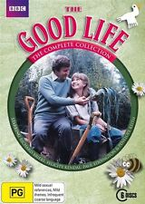 The Good Life the complete season 1 2 3 4 +1977 & 1978 Christmas Special DVD R4