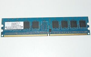 HP / Nanya NT512T64U88AOBY-37B 1Rx8 512MB 4200U: PC Memory