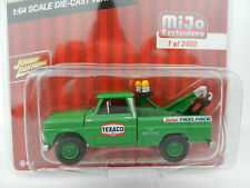 2017 Johnny Lightning *TEXACO* 1965 Chevrolet TOW TRUCK WRECKER *MIJO EX* NIP!