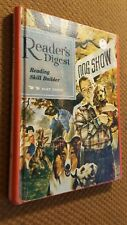 1960 Reading Skill Builder part three Readers Digest HARDCOVER Rare Vintage