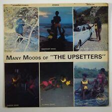 "Upsetters ""Many Moods of the Upsetters"" Reggae LP Pama UK"
