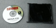 Cliffhanger •Sega Genesis CD CDX System/Console by Sony • Sylvester Stallone