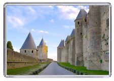 Carcassonne France Fridge Magnet 03