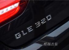 E667 GLE320 E320 Emblem Badge auto aufkleber 3D Schriftzug Plakette car Sticker